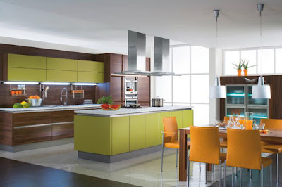 Contoh Kitchen set modern