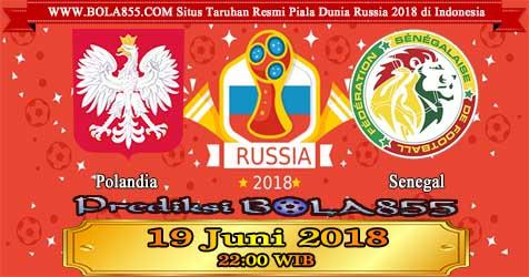 Prediksi Bola855 Poland vs Senegal 19 Juni 2018