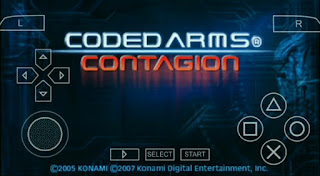 Coded Arms Contagion ISO PPSSPP FOR ANDROID