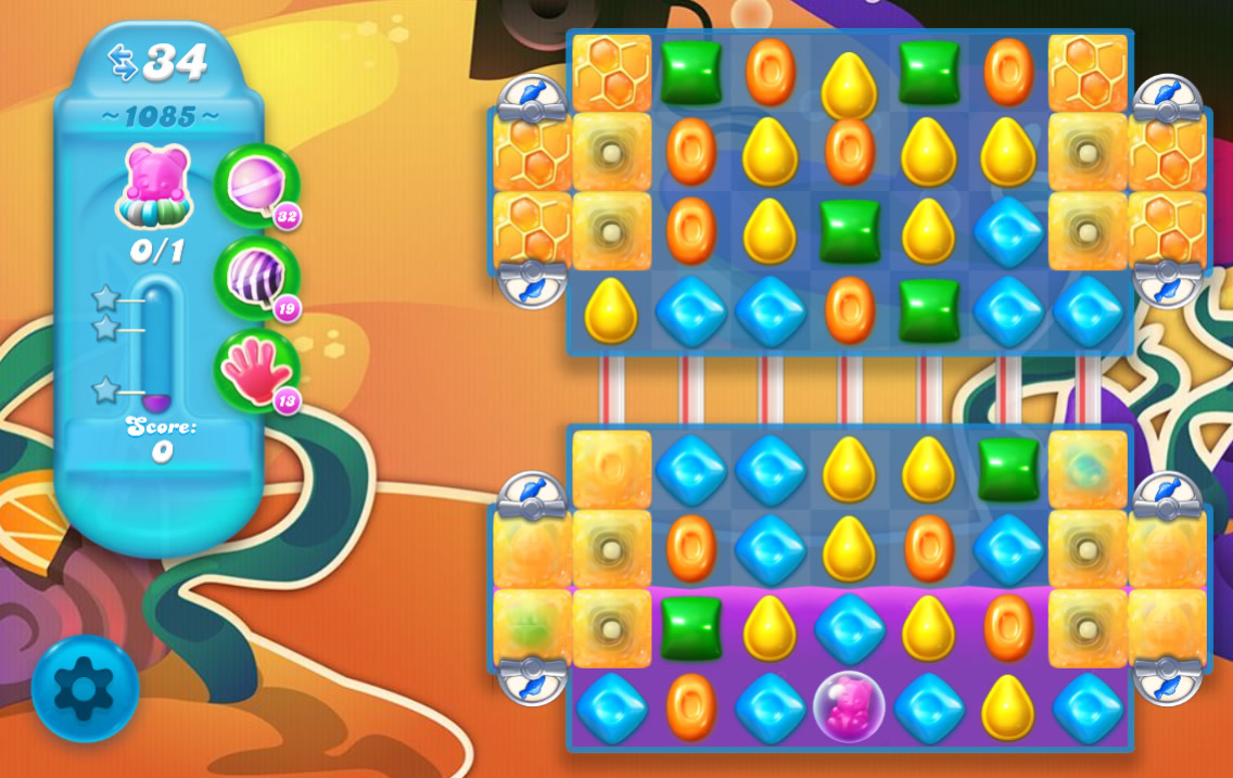 Candy Crush Soda Saga 1085