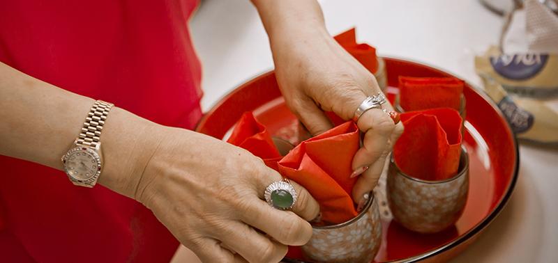 台南婚禮用品 嫁妝瓦片米篩 12禮6禮 帶路雞 婚禮清單