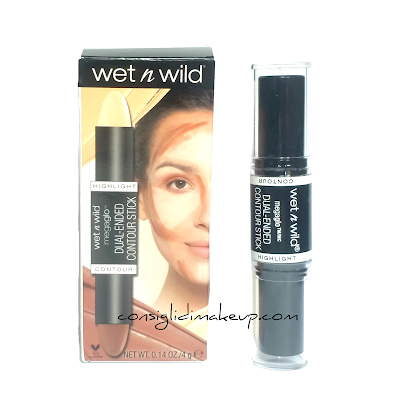 Review: Dual-Ended Contour Stick - Wet n Wild