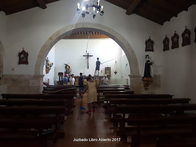 Juzbado, iglesia parroquial