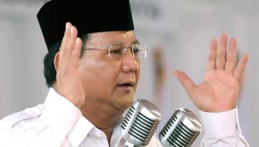 Prabowo Minta Rakyat Nginep di TPS 17 April 2019