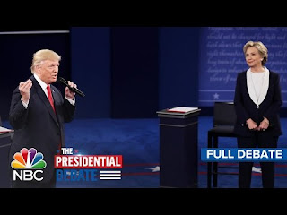 Full Second Presidential Debate: Hillary Clinton And Donald Trump