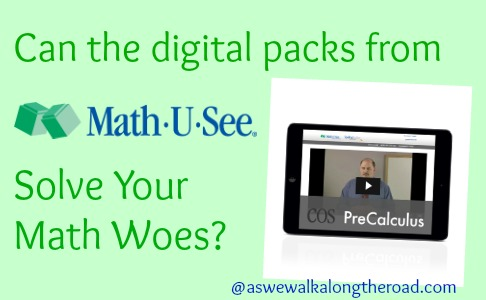 Streaming math instruction