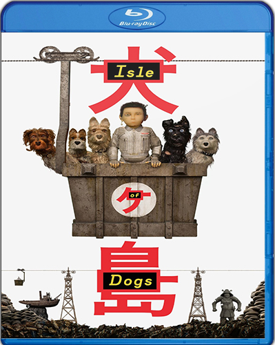 Isle of Dogs [2018] [BD50] [Latino]