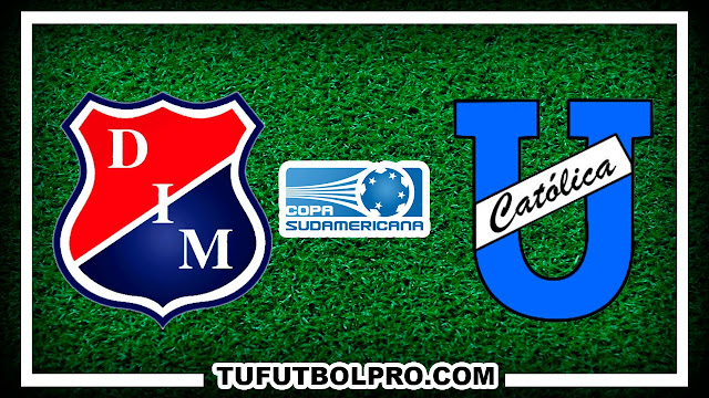 Ver Independiente Medellin vs Universidad Catolica EN VIVO Por Internet