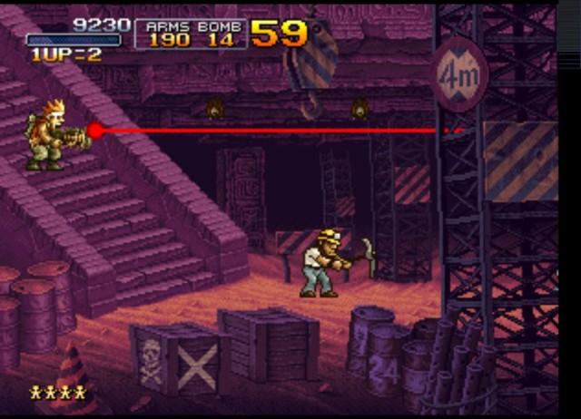 Metal Slug X PC PC Games Gameplay