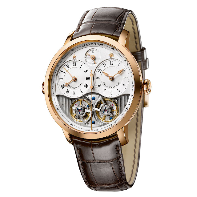 Arnold & Son DBS Watch