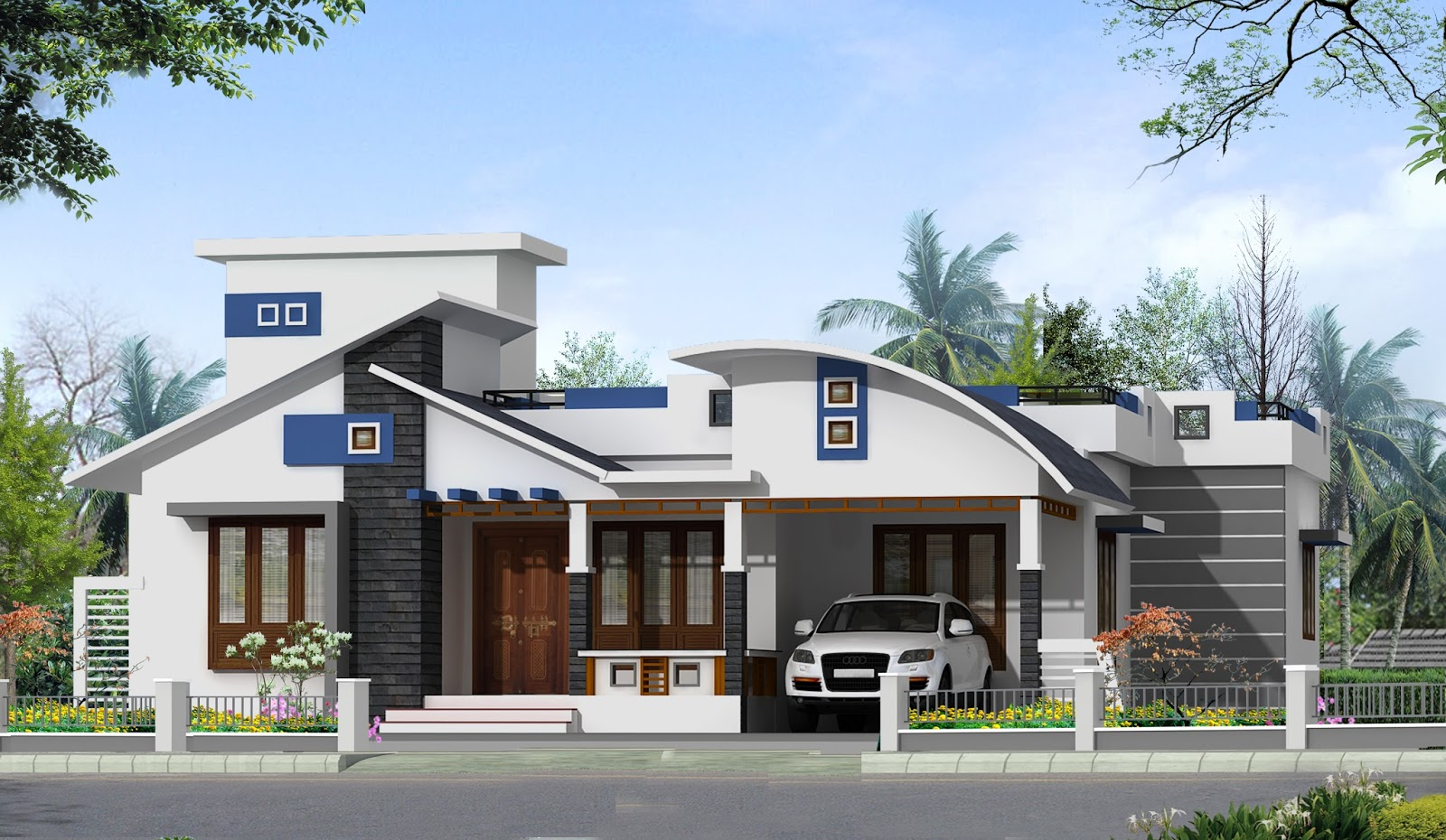 Attirant √ Latest House Plans And Designs | Modern House Design And ...