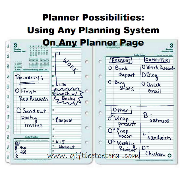 planner, franklin covey