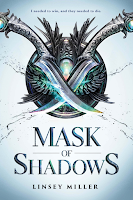 Mask of Shadows, Linsey Miller, Fantasy, Epic