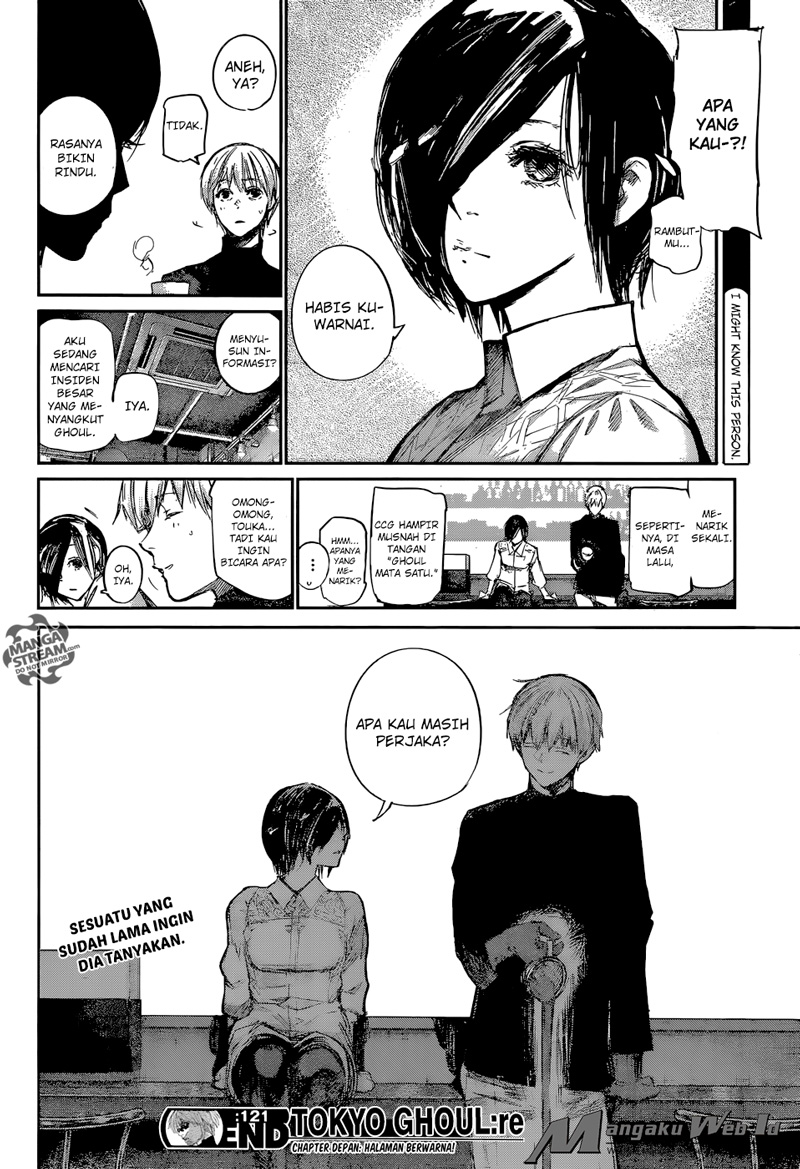 Tokyo Ghoul:re Chapter 121-17