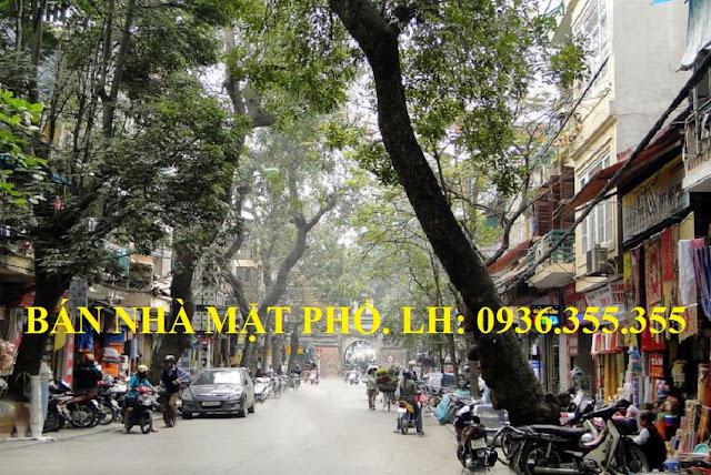 Bán nhà mặt phố Hàng Chiếu, Đồng Xuân