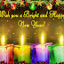 {Happy} New Year 2017 Candle Images - New Year 2017 HD Beautiful Candle Images