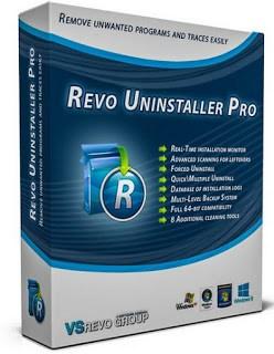 Revo Uninstaller Pro 3.2.1 Multilingual Full Version
