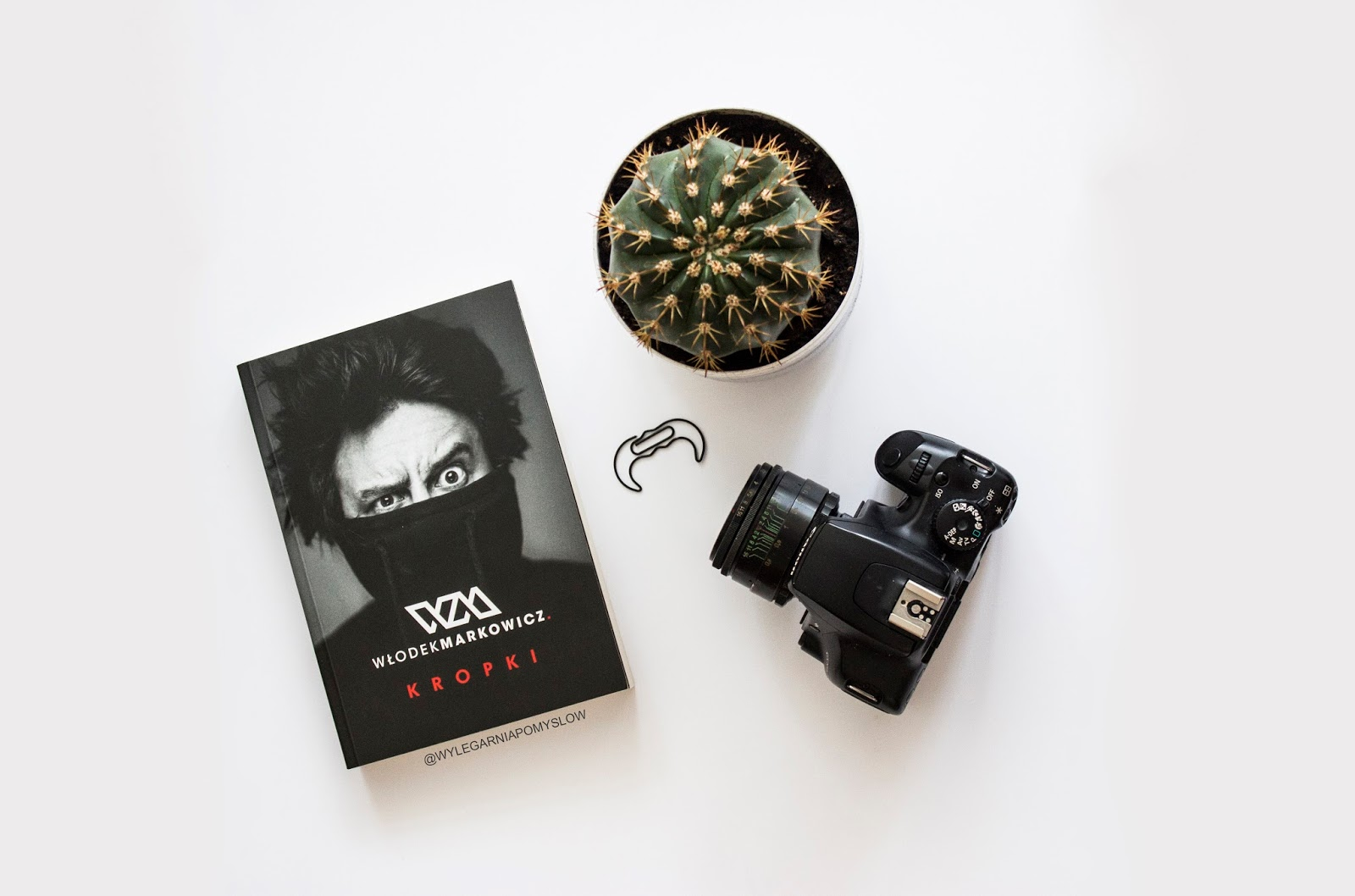 kropki, wlodek markowicz, recenzja, blog, książka, blogger