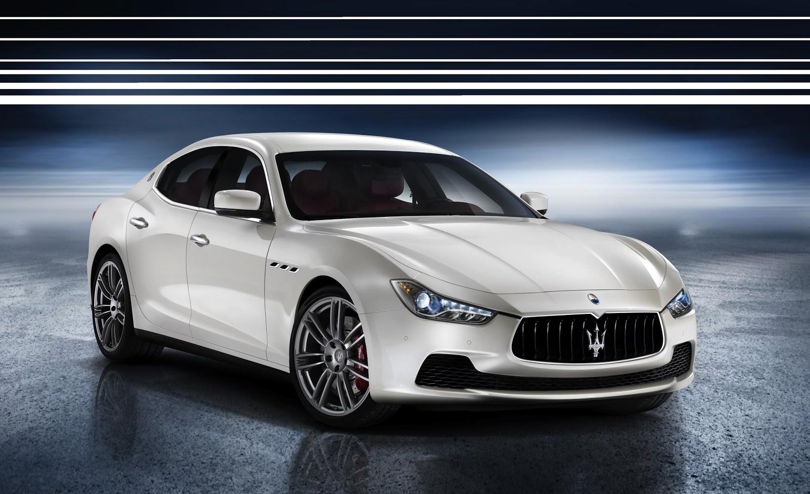 Speedmonkey: 2013 Maserati Ghibli revealed - and its a beauty
