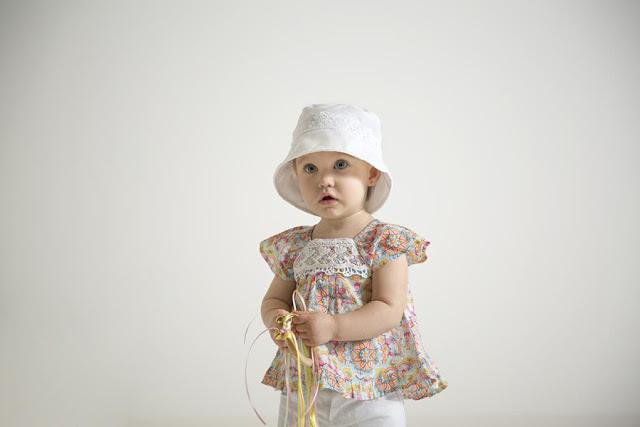 Moda primavera verano 2018 en ropa para bebés. | Minimimo primavera verano 2018 Moda Bebés.