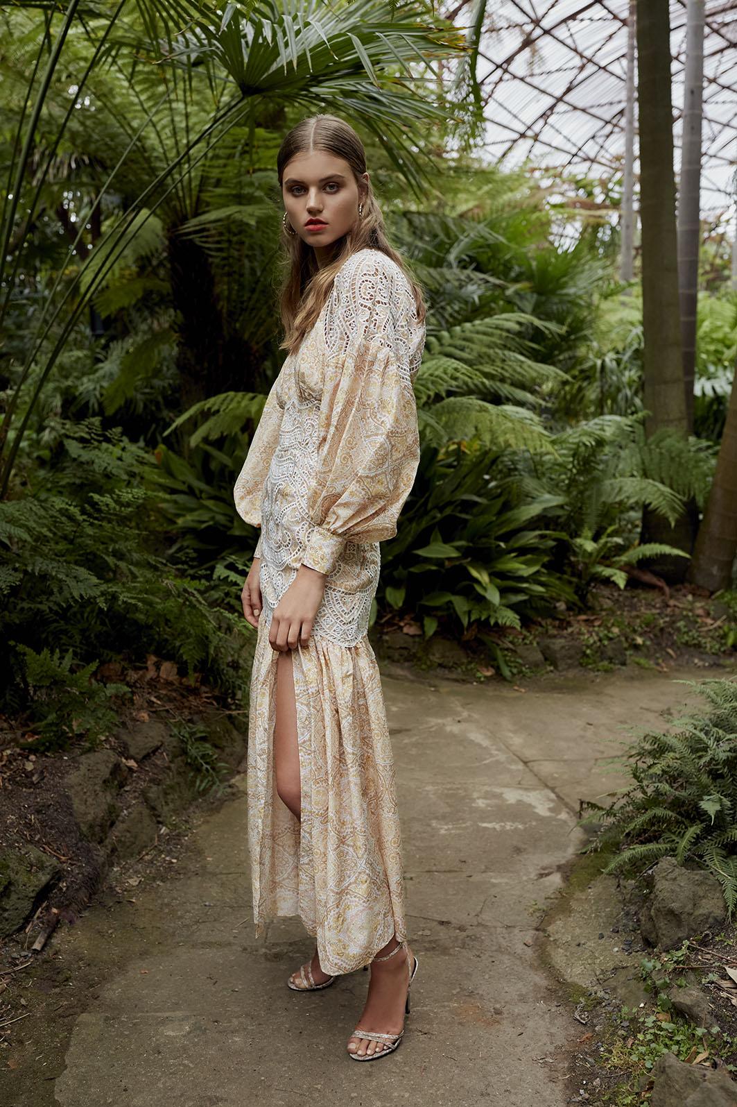 moroccan inspired fashion ladies wedding boho bride bridesmaids australian designer
