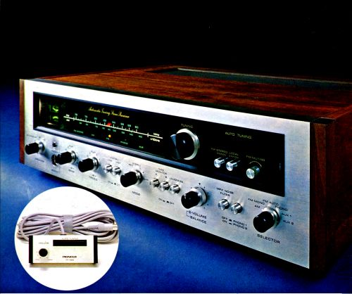 PIONEER SX-100S 1970