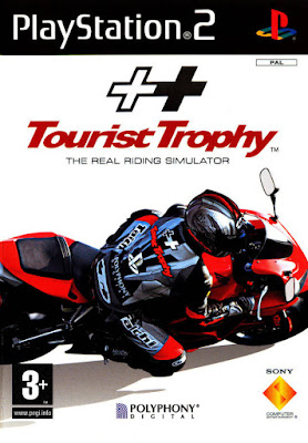 Tourist Trophy The Real Riding Simulator 2006 PS2 PAL Multi Spanish