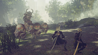 NIER AUTOMATA pc game wallpapers|screenshots|images