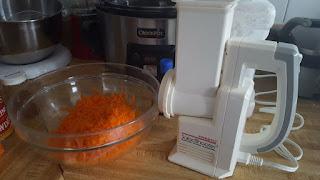 Carrot Cake Jolene