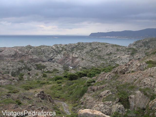 El Cap de Creus, Parc natural del Cap de Creus, Girona, Costa Brava, Alt Empordà, Catalunya, Pirineus Catalans