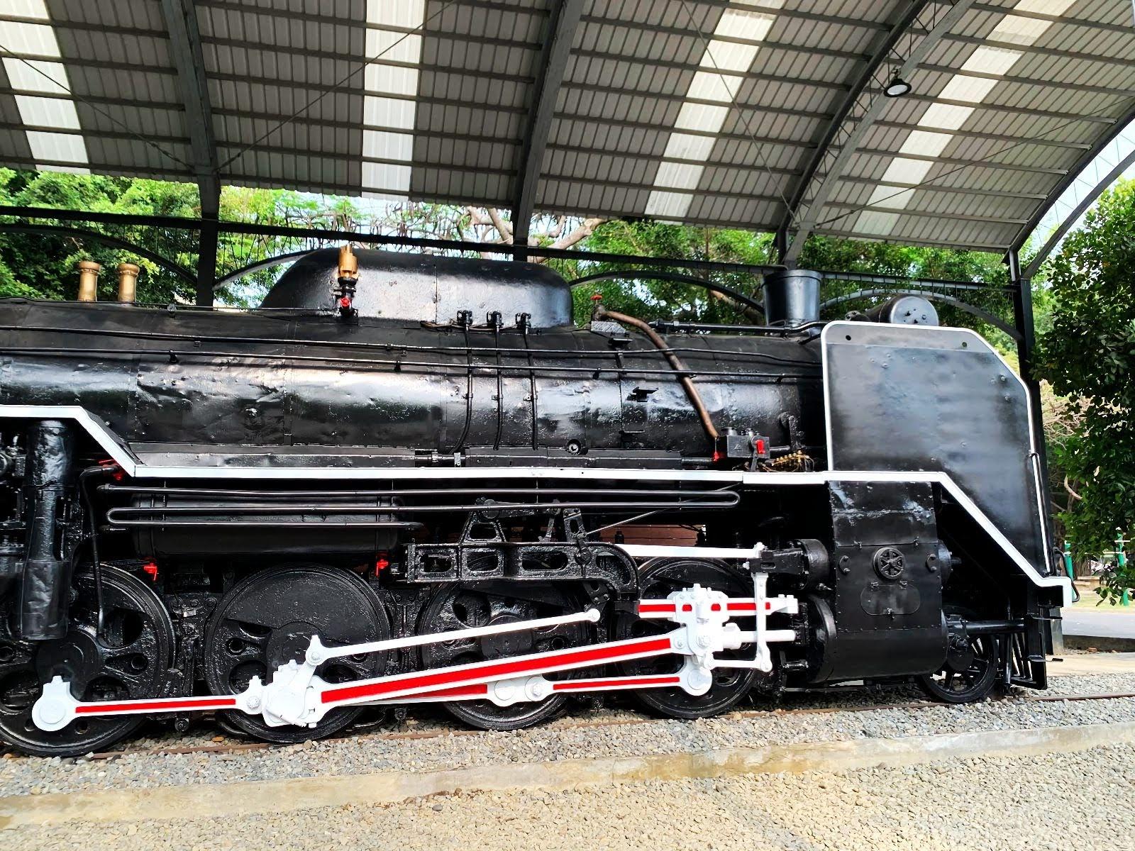 原台灣總督府蒸汽機關車修復完畢|C551、D512重現1982樣貌