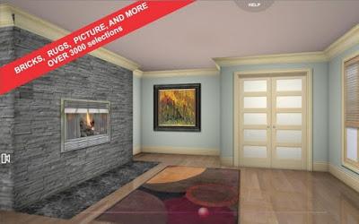 3D Interior Room Desain