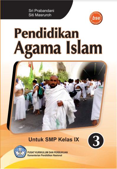 Download Buku Siswa KTSP SMP dan MTs Kelas 9 PAI Pendidikan Agama Islam