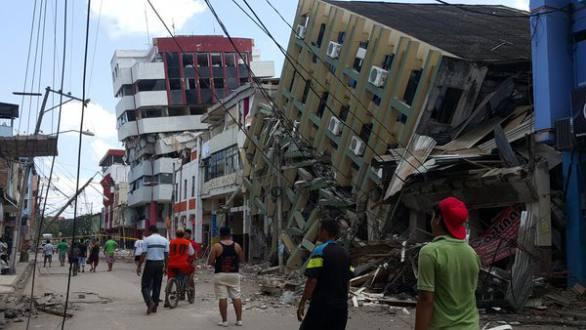 Al menos 235 personas han muerto a causa del terremoto y otras 1.557 resultaron heridas