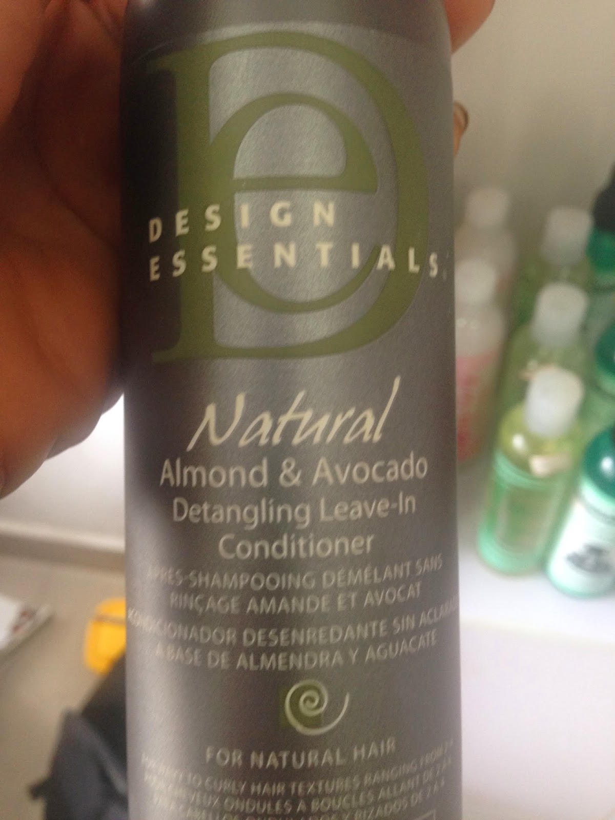 Design Essentials Almond And Avocado Leave In Somurichcom