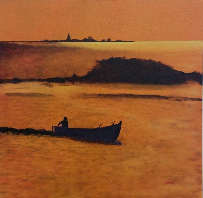 Американский художник. Rick Hooper