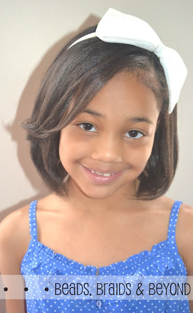 Superb Back To School Styles For Your Curly Daughter Natural Hair Styles Short Hairstyles For Black Women Fulllsitofus