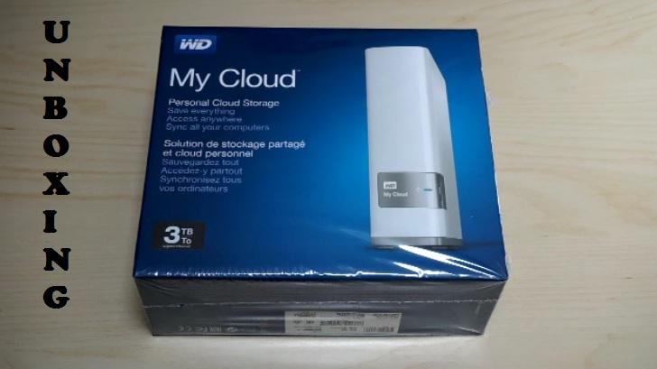 Unboxing WD My Cloud 3 Tb - XRL Tech Corner