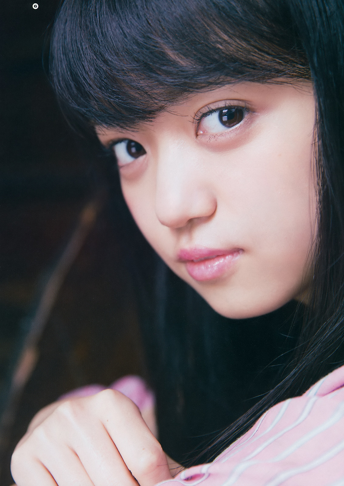Yoshikawa Mayu 吉川茉優, Young Gangan 2018 No.09 (ヤングガンガン 2018年9号)  アップアップガールズ