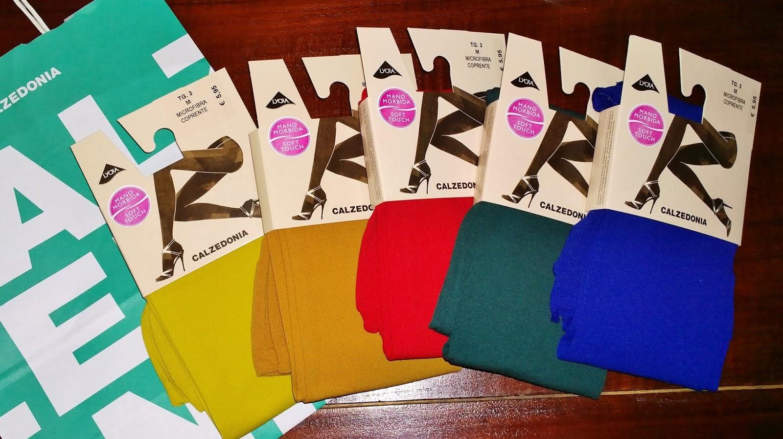comprare 100% autentico carino e colorato Calzedonia collant Soft Touch 50 denari microfibra