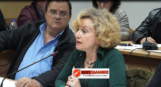 Η τοποθέτηση της δημοτικής σύμβουλου της ελάσσονος αντιπολίτευσης κ .Μίλιας Κόπτη, στο δημοτικό συμβούλιο της 4-7 -2018 για το θέμα ΚΑΜΠΑ-REDS.(ΔΕΙΤΕ VIDEO).