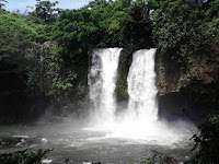 Beautiful Waterfalls Hidden in Pemalang