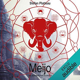 ouverture du livre audio Meijo de Stefan Platteau
