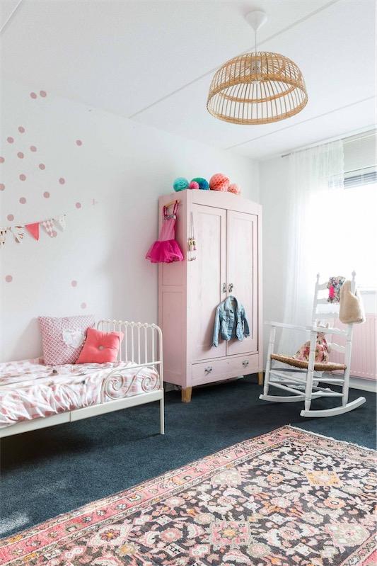 Adosado en Hasselt con un interior vintage