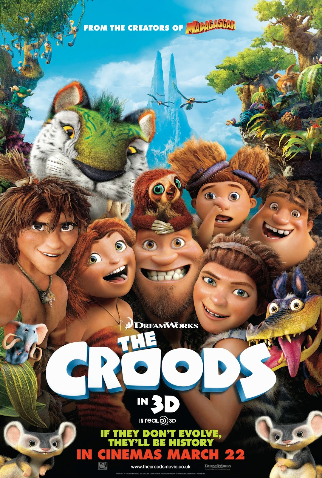 Watch The Croods (2013) Online For Free Full Movie English Stream