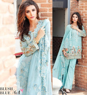 Tena Durrani Lawn 2016-2017 Luxury Eid Collection by Al Zohaib