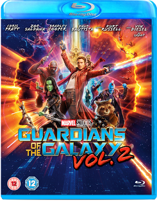 Guardians of the Galaxy Vol. 2 2017 Dual Audio ORG 720p BRRip 700Mb ESub HEVC x265