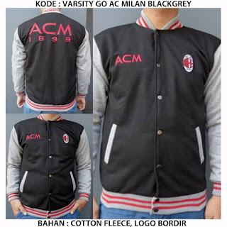 Jaket Bola AC Milan