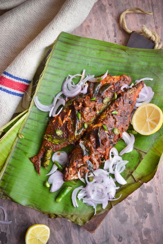 Fish Tawa Fry