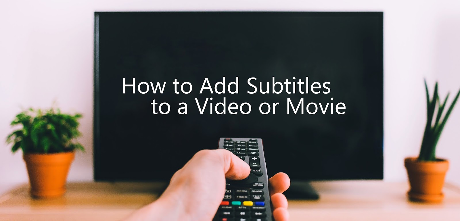 How to Add Subtitles to a Video or Movie | Do More With Software
